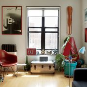 appartement _retro_coloré