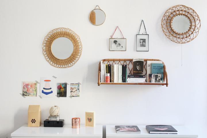 la triplette bordelaise une collection de miroirs qui grandit. Black Bedroom Furniture Sets. Home Design Ideas