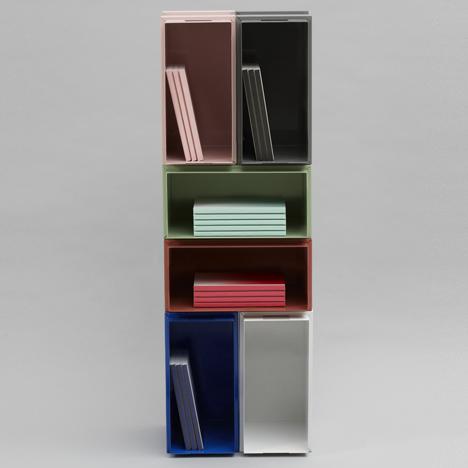 boîte couleurs modulables