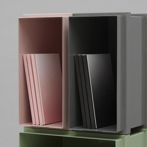 caisse couleur modulable
