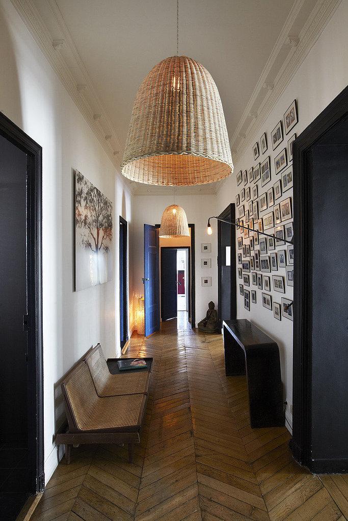 des portes noires mariekke. Black Bedroom Furniture Sets. Home Design Ideas