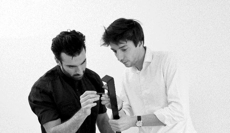 Kévin Torrini et Matthieu Bourgeaux