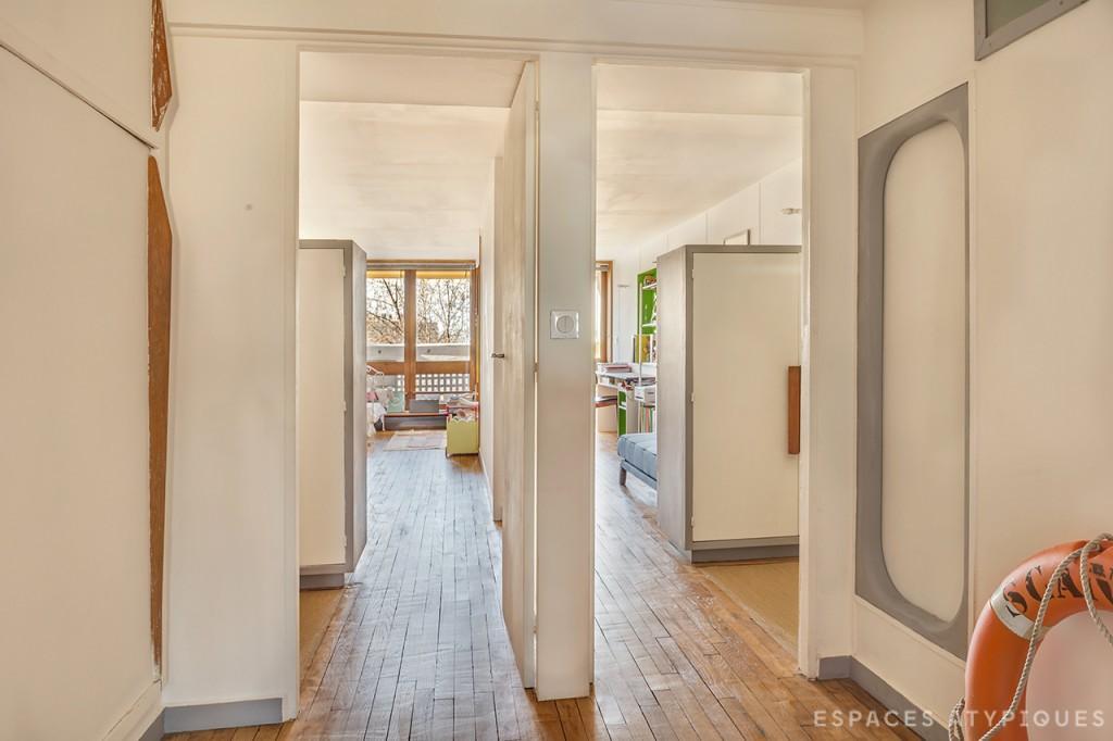 Appartement le corbusier mariekke - Visite d un appartement ...