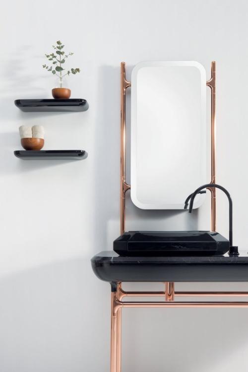 Relooker une salle de bains mariekke for Hendrik andriessen miroir de peine