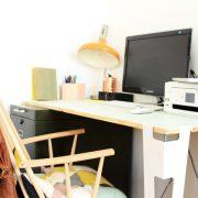Mon bureau fait maison