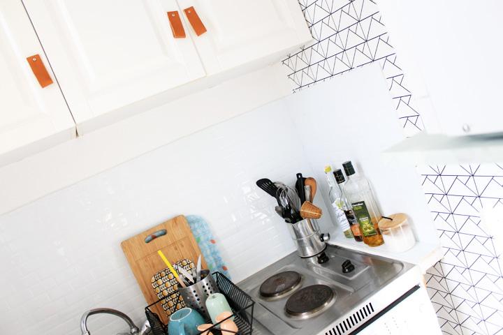 une cr dence smart tiles mariekke. Black Bedroom Furniture Sets. Home Design Ideas