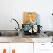 Notre cuisine : avant-après