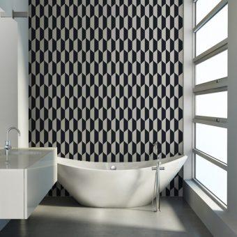 Du papier-peint noir & blanc - Mariekke