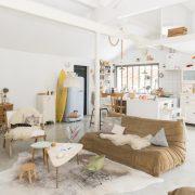une maison douce et naturelle au Pays-Basque