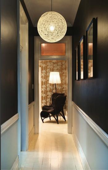 Comment décorer un couloir ? - Mariekke