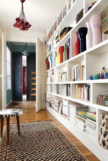 comment d corer un couloir mariekke. Black Bedroom Furniture Sets. Home Design Ideas