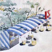 Le projet Bellevue d'Arne Jacobsen