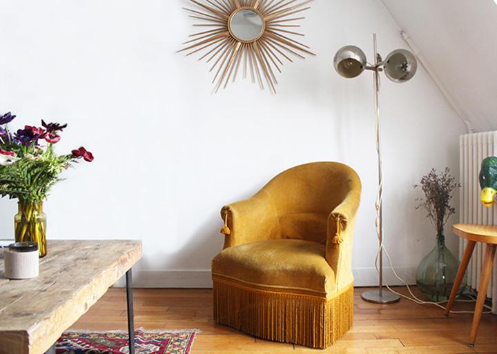 le retour du crapaud franges ou pas mariekke. Black Bedroom Furniture Sets. Home Design Ideas