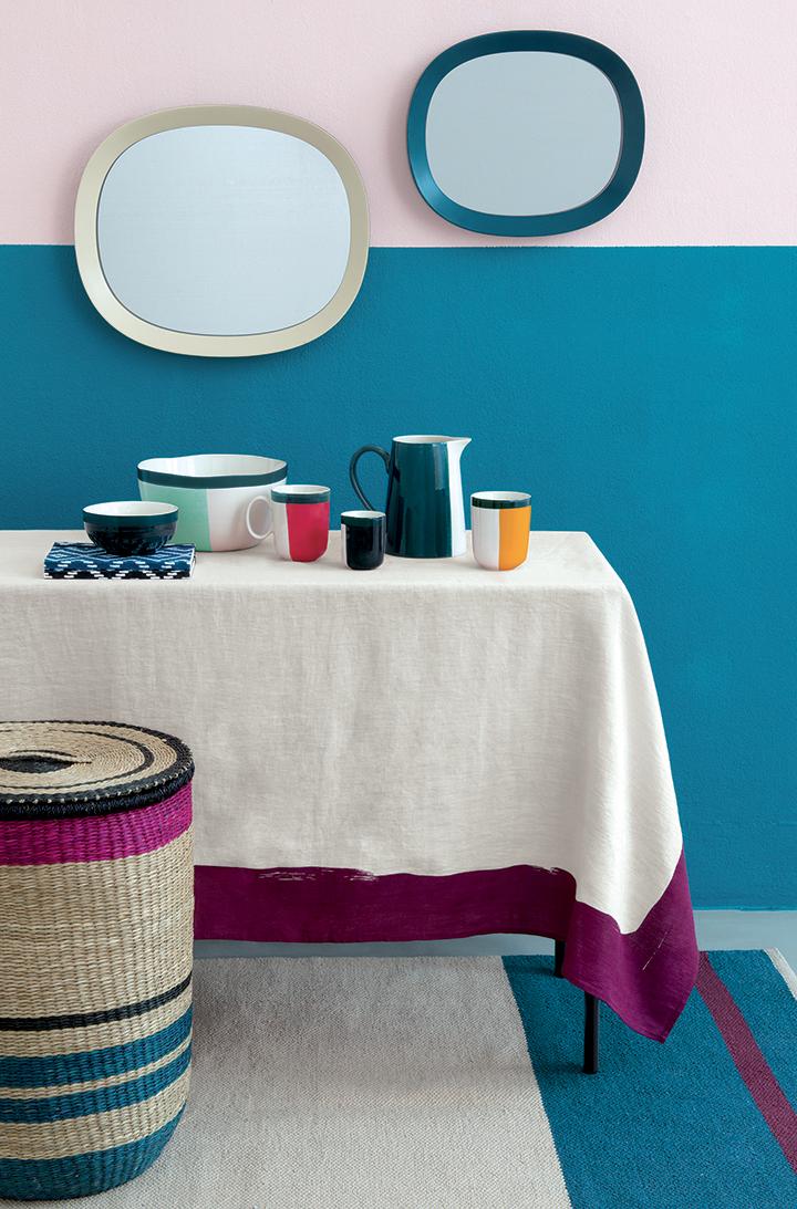 sarah lavoine x monoprix mariekke. Black Bedroom Furniture Sets. Home Design Ideas
