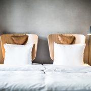 Hotel SP34 Copenhagen - béton brut