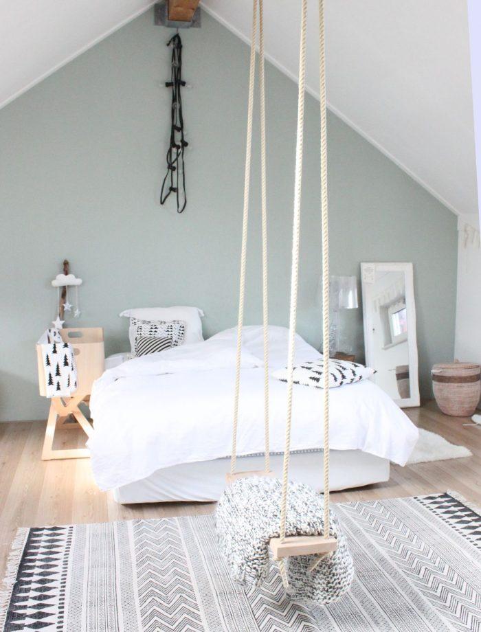 PI ] Quelle couleur pour une chambre en soupente ? - Mariekke