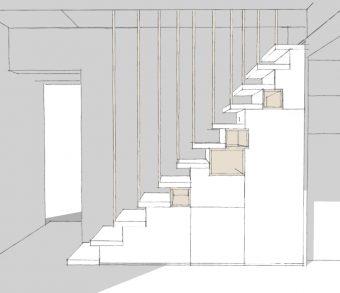 renovation_appartement_duplex_paris_studio_mariekke