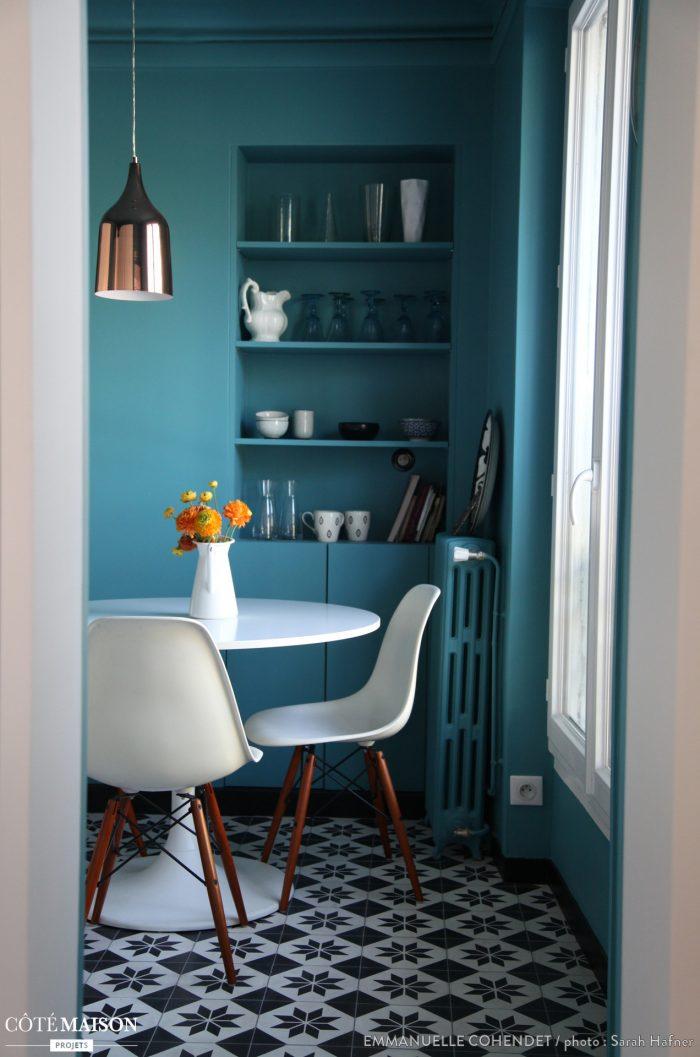 Pi haut les couleurs en cuisine mariekke - Couleur mur cuisine ...