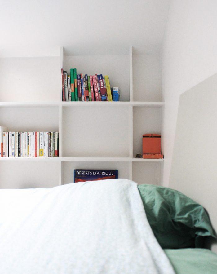 STUDIO ] Un nouveau projet fini : une chambre en sous-pente - Mariekke