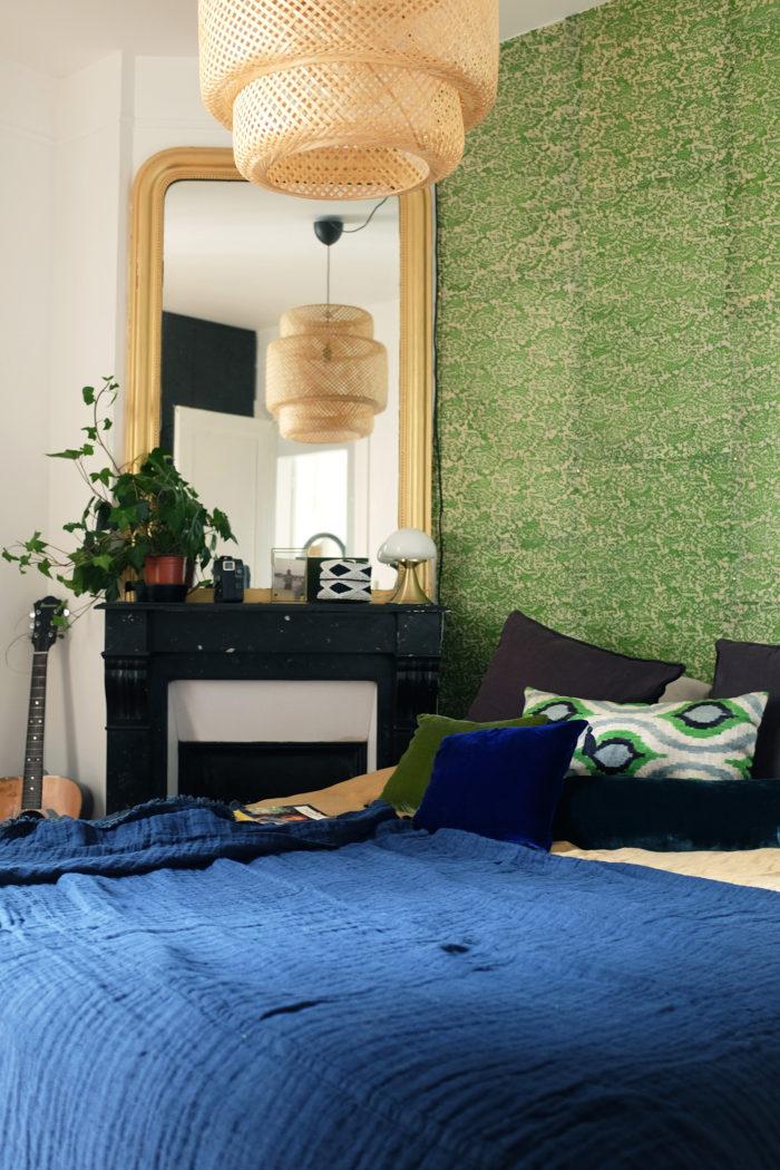 Ma Nouvelle Chambre Toute De Vert Vetue Mariekke