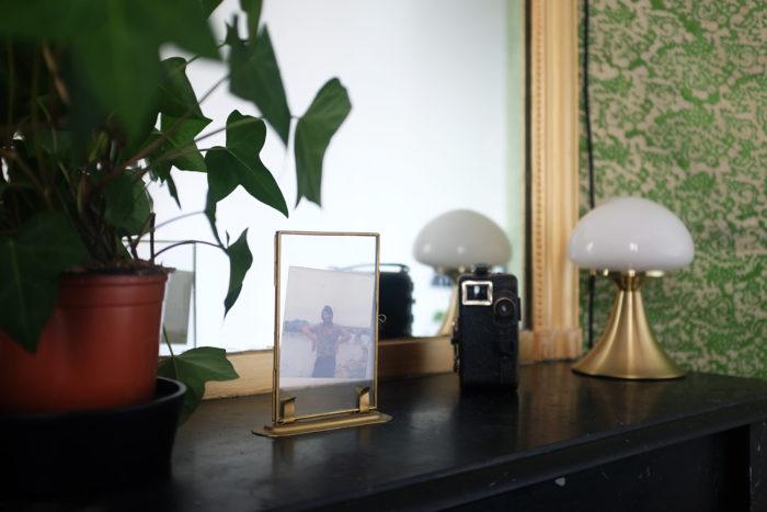 ma nouvelle chambre toute de vert v tue mariekke. Black Bedroom Furniture Sets. Home Design Ideas